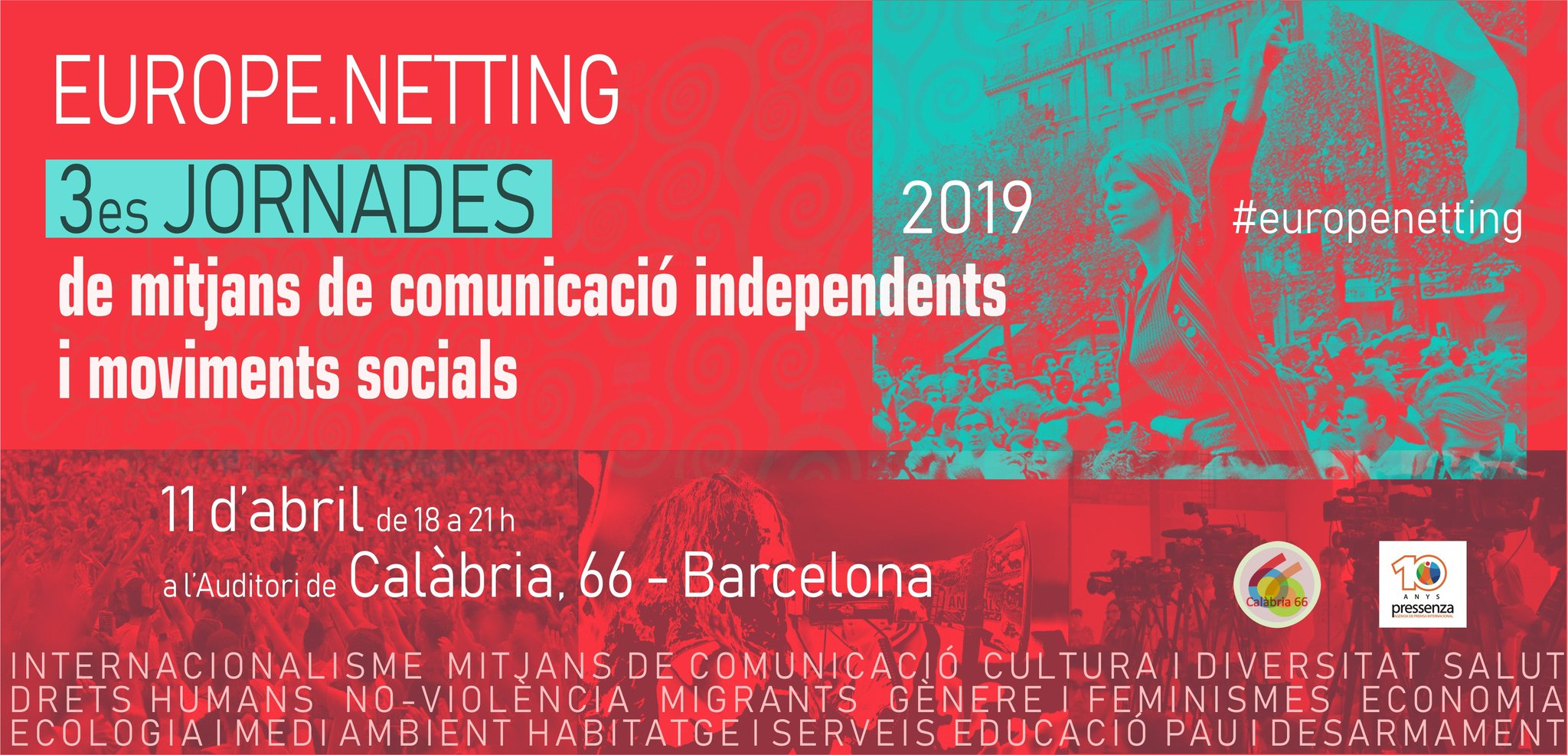 III Jornades de mitjans de comunicació independents i moviments socials