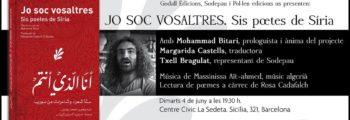 Jo sóc vosaltres: sis poetes de Síria
