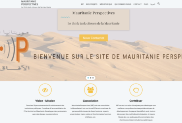Iniciativa: Mauritanie-Perspectives (MP)