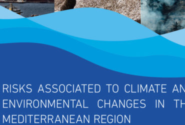 Informe: Risk associated to climate and environmental changes in the mediterranean region