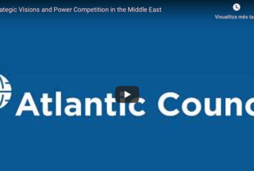 Vídeo: New Strategic Visions and Power Competition in the Middle East