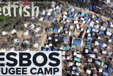 Vídeo Lesbos Refugee Camp: The Crisis At The EU Border