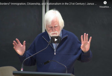 Vídeo Open Borders? Immigration, Citizenship, and Nationalism in the 21st Century | Janus Forum Series