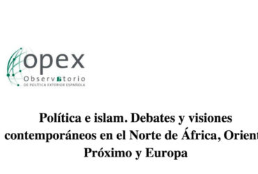 [Document] Política e islam. Debates y visiones contemporáneos en el Norte de África, Oriente Próximo y Europa